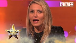 Cameron Diaz on cheating partners - The Graham Norton Show: Series 15 Episode 1 Preview - BBC One