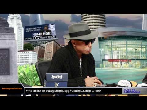 Pharrell & Snoop Drop It Like It's HAPPY!!! GGN