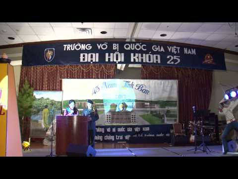 Dai Hoi khoa 25 tai Houston Texas 2013