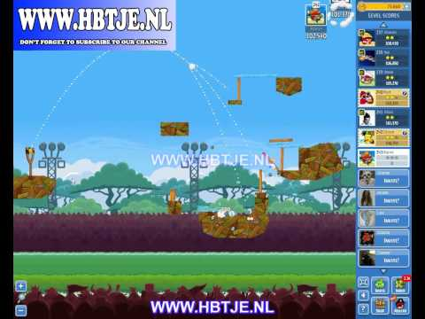 Angry Birds Friends Tournament Level 6 Week 102 (tournament 6) no power-ups