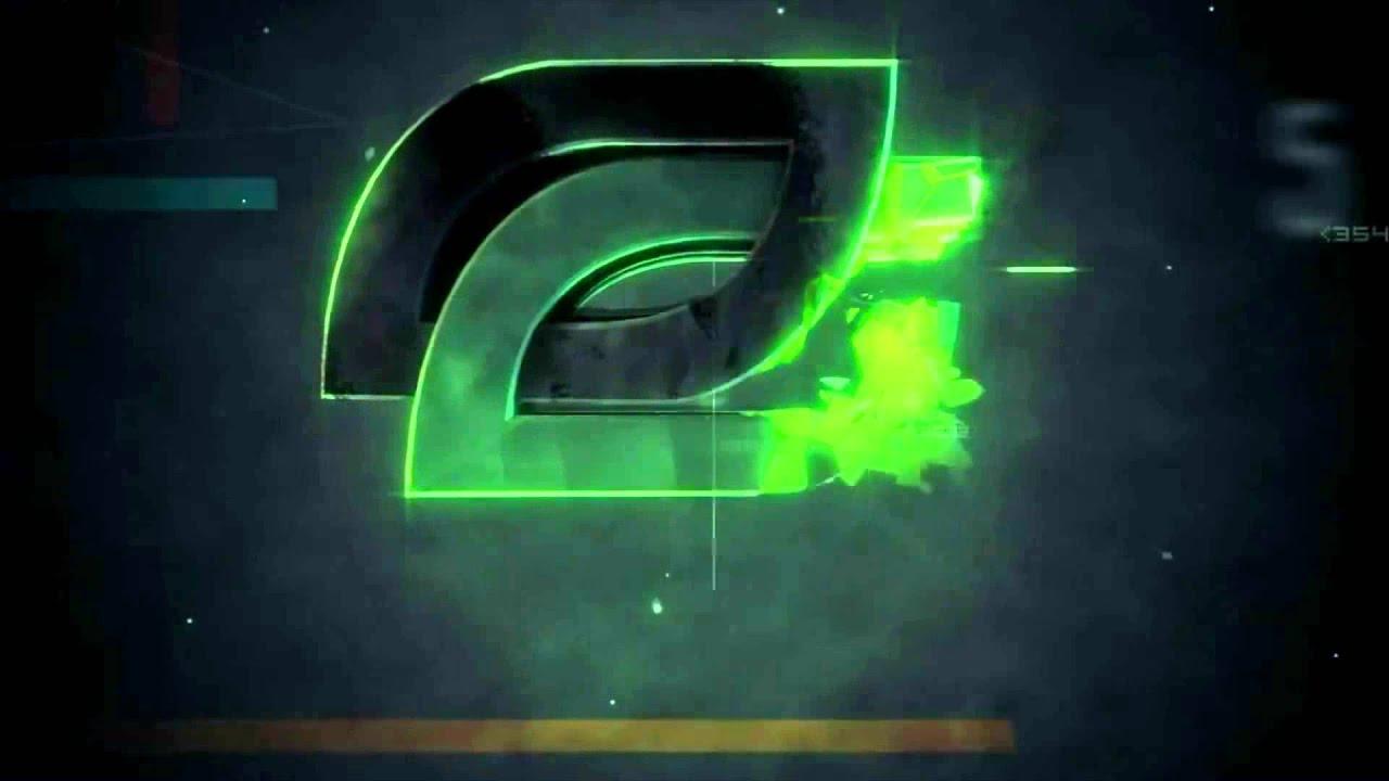 optic� gaming intro logo youtube