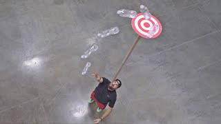 Water Bottle flip 2 - Dude Perfect