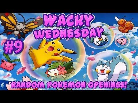 Wacky Wednesday #9! Opening random Pokemon TCG product