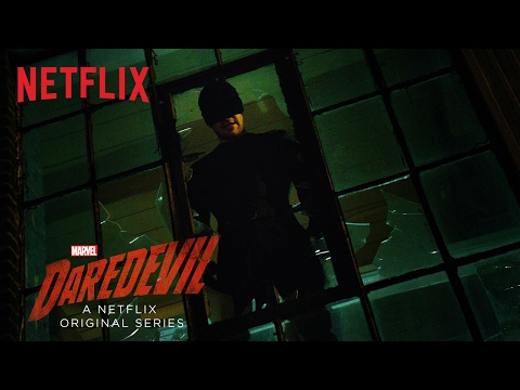 First Trailer for Marvel's Daredevil, Netflix has premiered their teaser trailer for Daredevil.