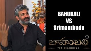 Rajamoli about Srimanthudu Movie