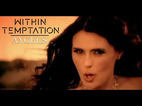 Within Temptation - Angels online metal music video by WITHIN TEMPTATION