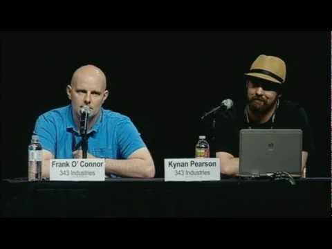 Halo 4 Panel - 343 Industries RTX (Q&A)