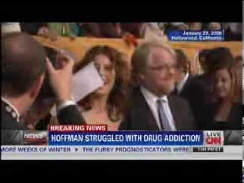Actor Philip Seymour Hoffman Found Dead of Drug Overdose - CNN Initial Coverage