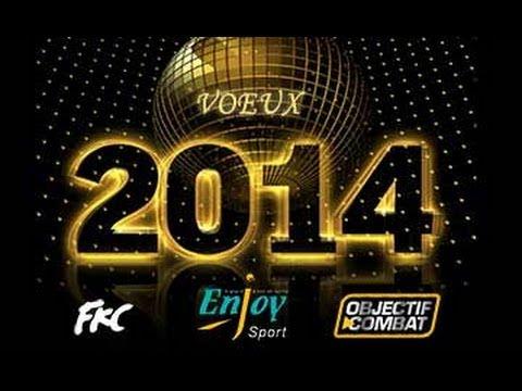 LES VOEUX de toute l'équipe Enjoysport pour 2014