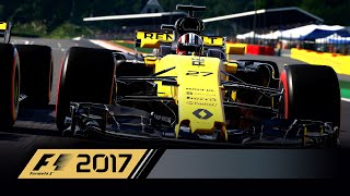 F1 2017 - 'Born To… Make History' Trailer