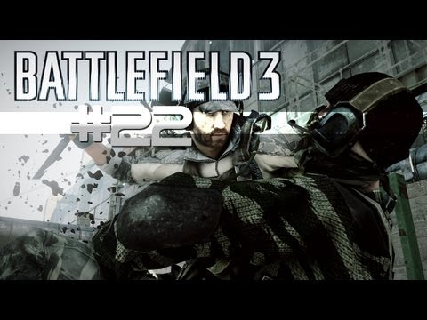 Battlefield 3: Close Quarter Team-Deathmatch - Action im Let's Play #022 (HD | Deutsch)