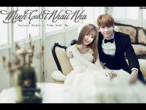 Đám cưới càng đến gần thì Khởi My và Kelvin Khánh tất bật cho hạnh phúc mới của mình