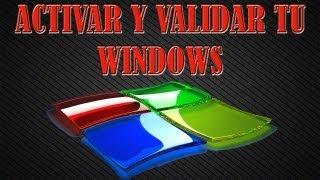 Como Activar Tu Windows 7[cualquier Version][2013-2014