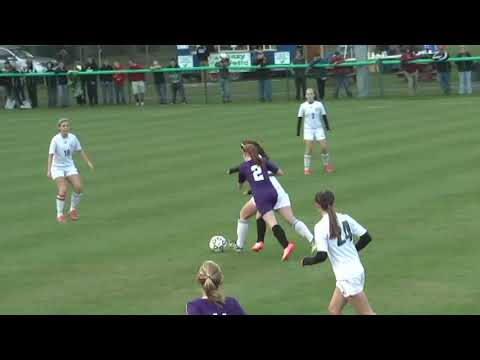 Chazy - Ticonderoga Girls 9-23-13