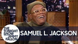 Samuel L. Jackson Reveals His Top 5 Favorite Samuel L. Jackson Characters