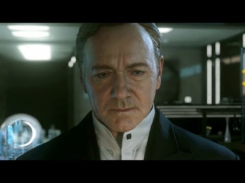 Call of Duty Advanced Warfare Trailer - Kevin Spacey