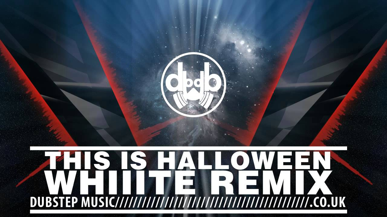 ... - Whiiite Remix (The Nightmare Before Christmas Dubstep) - YouTube