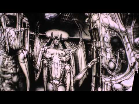 HR Giger - Featured Artist Festival Ars Electronica 2013