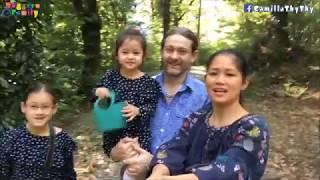 Đi Nhặt Hạt Dẻ tại Thụy Sĩ