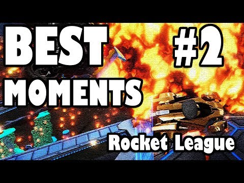 Best Moments Rocket League - Week #2 - Goals & Saves LUCHOPEZ