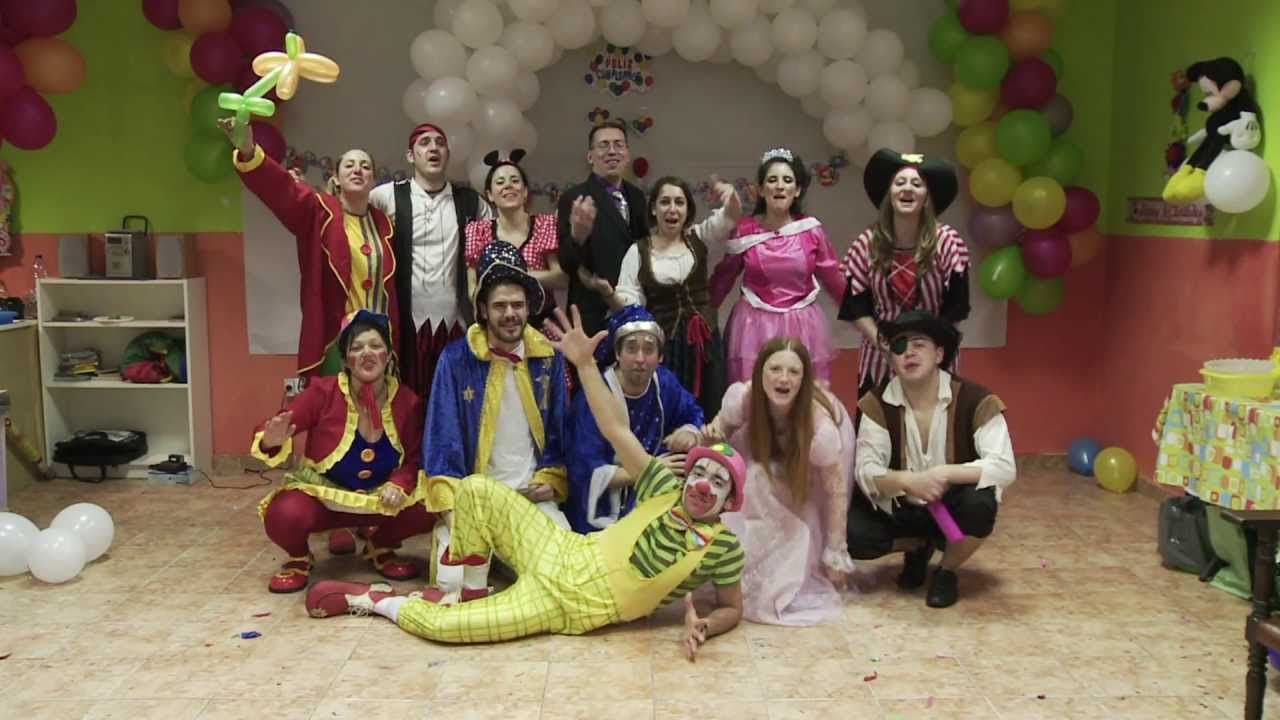 Animaci n fiestas infantiles jajejijoju barcelona for Fiestas tematicas bcn