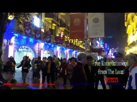 JULIANA'S WORLD TRAVEL & TOURS: Celebrity Millennium-Nanjing Rd, Shanghai