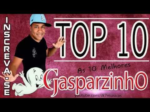 TOP 10 - Gasparzinho - LEPO LEPO (As 10 Melhores) Áudio ♪♪ (CK7)