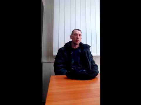 Российский морпех пытался проникнуть в Украину