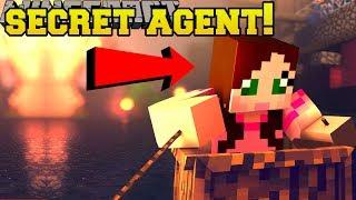 Minecraft: BECOMING A SECRET AGENT!!! - Arrendor - Custom Map [1]