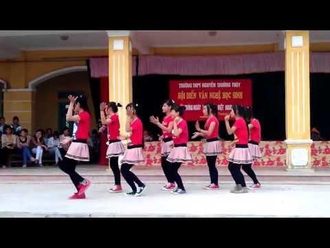 Múa Bay lên ước mơ-12@2THPT Nguyễn Trường Thúy '12