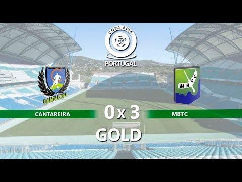 CANTAREIRA X MBTC - COPA AFIA PORTUGAL 2018