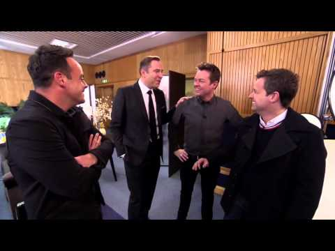 Stephen Mulhern and the case of mistaken identity | Britain's Got More Talent 20