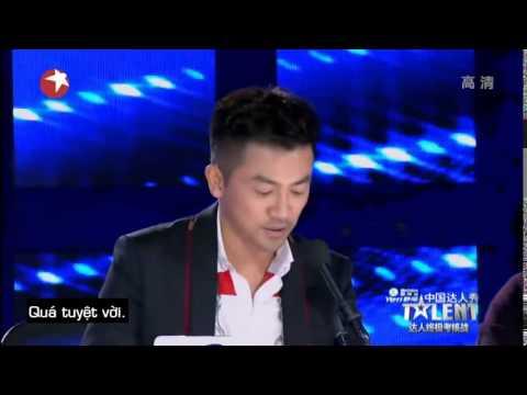 [Vietsub] China's Got Talent - Tìm Kiếm Tài Năng Trung Quốc - Tập 8