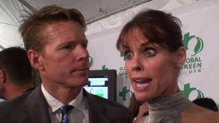 Alexandra Paul & Ian Murray Interview By Ken Spector At