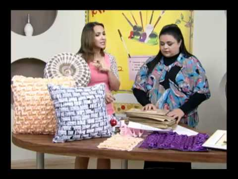 Mulher.com 10/08/2011 - Almofada
