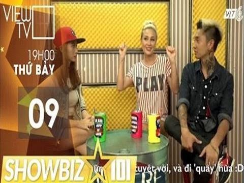 Khách mời Dumbo và Tessa - Showbiz 101 - Tập 9 Full HD - 19.10.2015 - VIEW TV/ VTC8