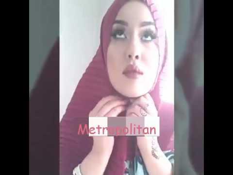 Cara Memakai Jilbab Untuk Wajah Bulat # 14