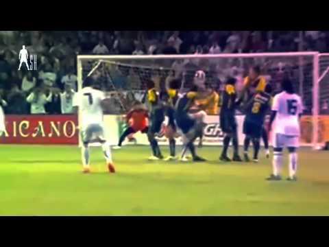 [Màn Trình Diễn Đẳng Cấp Của Cristiano Ronaldo] Những pha sút phạt mang thương hiệu