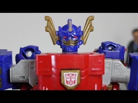 Transformers Armada: Optimus Prime - SSJ Reviews 313