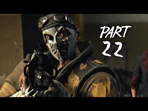 Dying Light Walkthrough Gameplay Part 22 - Captured - Campaign Mission 11 (PS4 Xbox One)