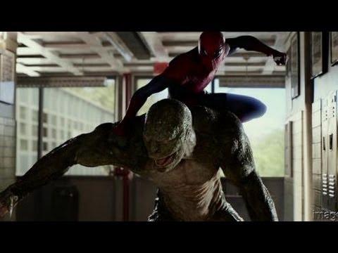 The Amazing Spiderman 1 - Combat Au Lycée (Scène Mythique)