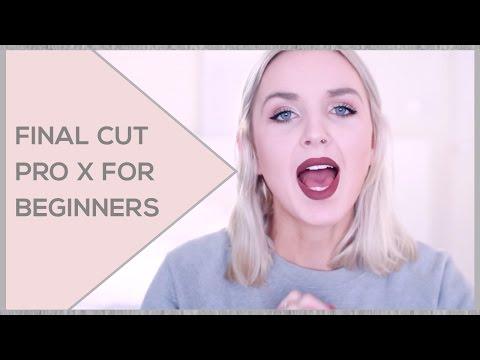 Fcp Tutorials 2016 - Final Cut Pro X Tutorial