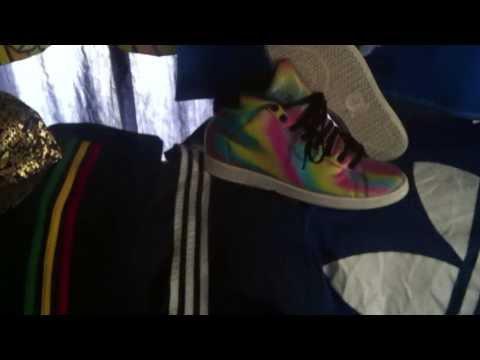 My Adidas collection (Dec 2013)