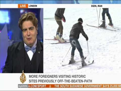 Can Tourism save Iran? Babak Emamian interview Aljazeera 29 Dec 2013