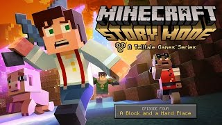 Minecraft: Story Mode - 4. epizód - 'Wither Storm Finale' Trailer