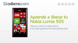 Liberar Tu Nokia Lumia 505