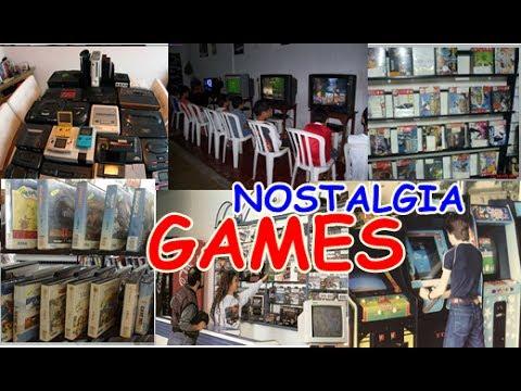 Nostalgia gamer: tempo bom quando tinha as locadoras