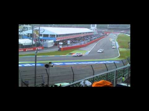 Formula 1 race in Hockenheimring 21-22.7.2012