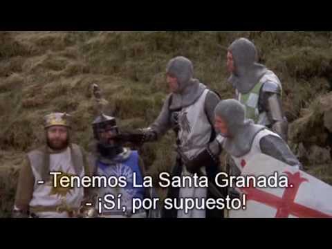 Monty Python - Killer Rabbit (subtitulado)