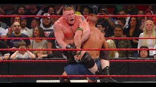 John Cena Vs Brock Lesnar WWE SUMMERSLAM 2014 #SummerSlam